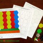 Pattern Blocks y otras figuras geométricas para imprimir