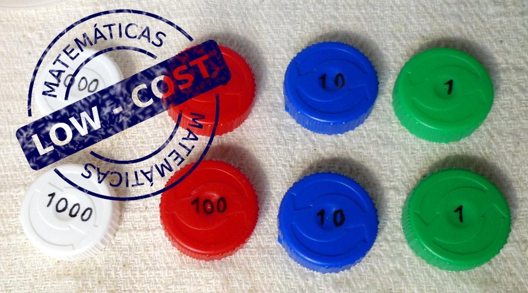 Sellos Montessori Low-cost